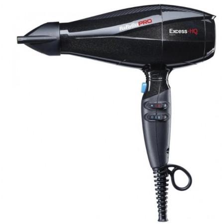Фен для волос Babyliss Excess-HQ Ionic 2600W BAB6990IE