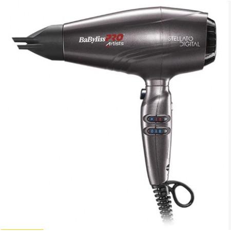 Фен для волос Babyliss Stellato Digital 4RTISTS 2400W BAB7500IE