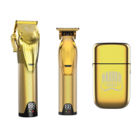 Набор Tico Expert Gold машинка+триммер+шейвер